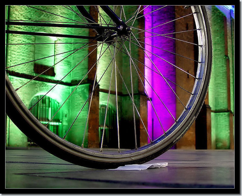 """NiMo Compositions Bicycle Photo Art 1"" 269"