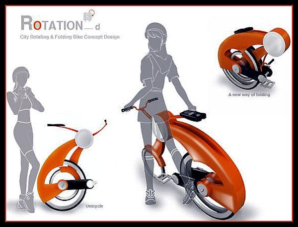 Rotation City Bike A19
