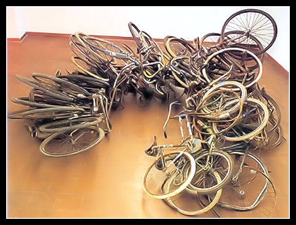 """""""La bicicletta nell'Arte"""" A34"""