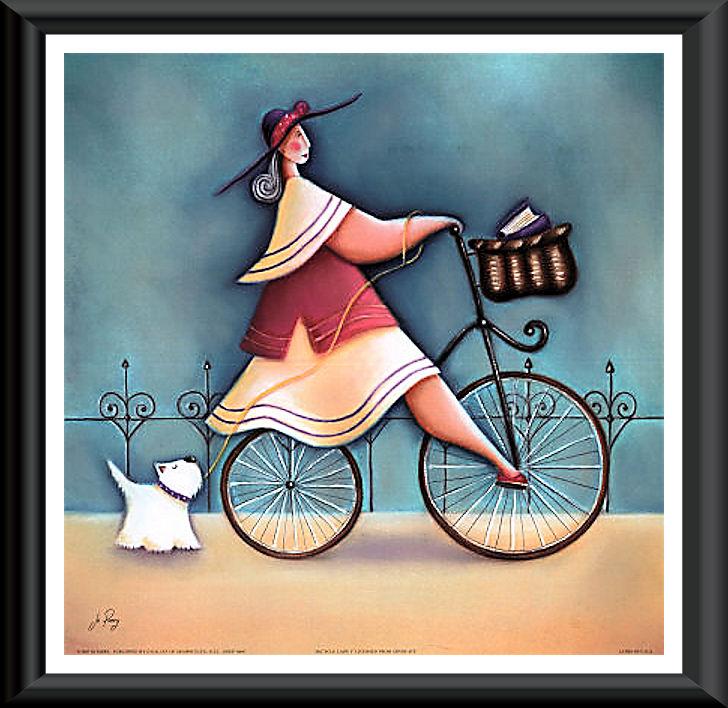 """""""La bicicletta nell'Arte"""" - Pagina 2 Artist10"""