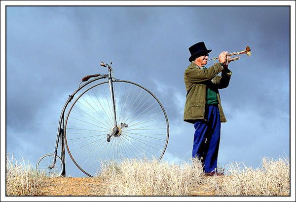 """""""La bicicletta nel tempo"""" Bb211"""