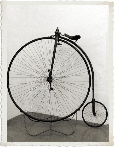 """""""La bicicletta nel tempo"""" Bbb1010"""