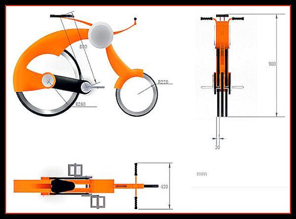 Rotation City Bike C11