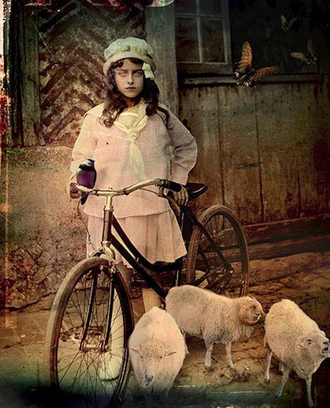 """""""La bicicletta nel tempo"""" C1310"""