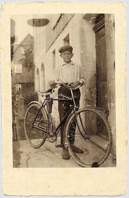 """""""La bicicletta nel tempo"""" C141010"""