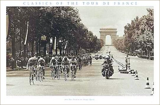 """""""La bicicletta nel tempo"""" Champs10"""