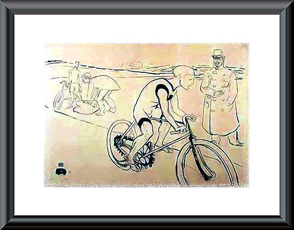 """""""La bicicletta nell'Arte"""" Cyclis12"""