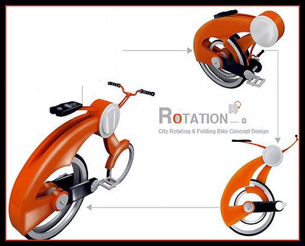 Rotation City Bike D12