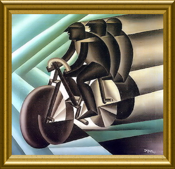 """""""La bicicletta nell'Arte"""" Fortun10"""