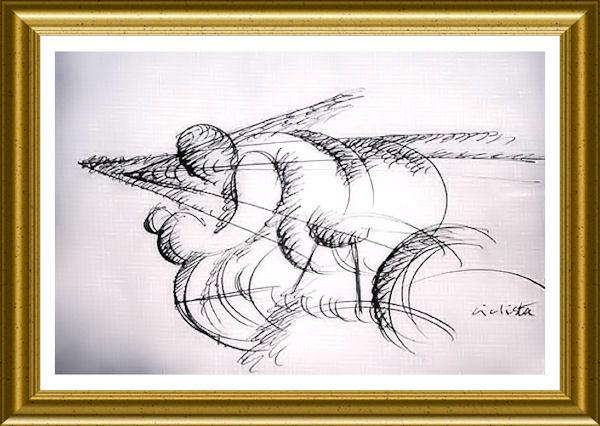 """""""La bicicletta nell'Arte"""" - Pagina 2 Gerard10"""
