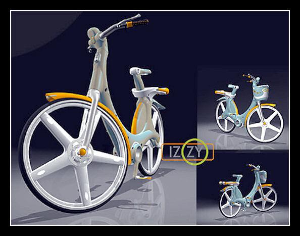 """""""Prototype, Concept and Dreams"""" Izzy-c16"""