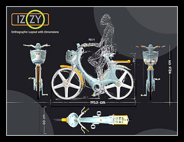 """""""Prototype, Concept and Dreams"""" Izzy-c17"""