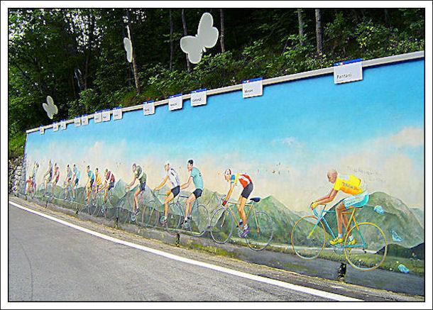 """""""La bicicletta nell'Arte"""" Pantan11"""