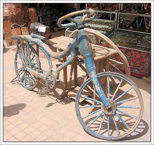 """""""La bicicletta nel tempo"""" Primo110"""