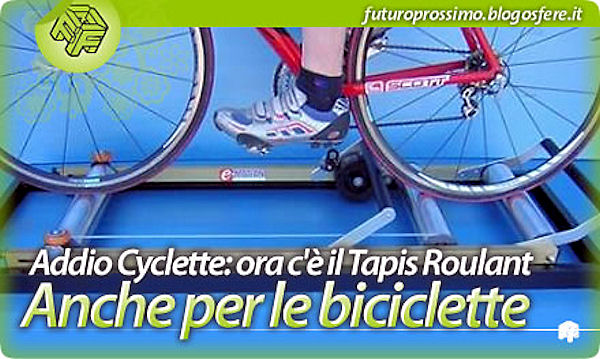 In tapis roulant anche con la bici Untitl35