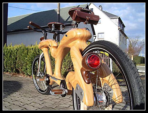 Wood bike Wood210