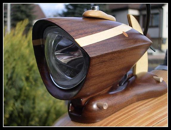 Wood bike Wood410