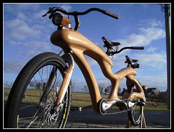 Wood bike Wood910