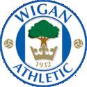 emblèmes équipes anglaise Wigan10