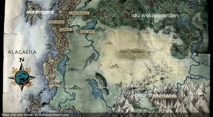 welcome to the world of dragon riders