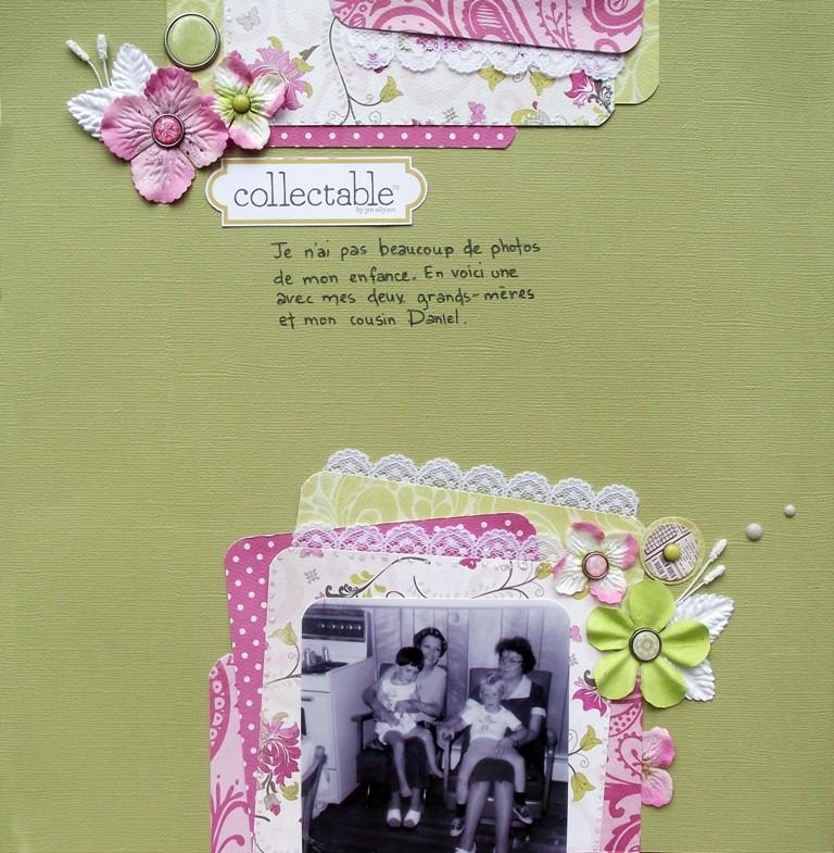 Kit du mois - Memorable Collec11