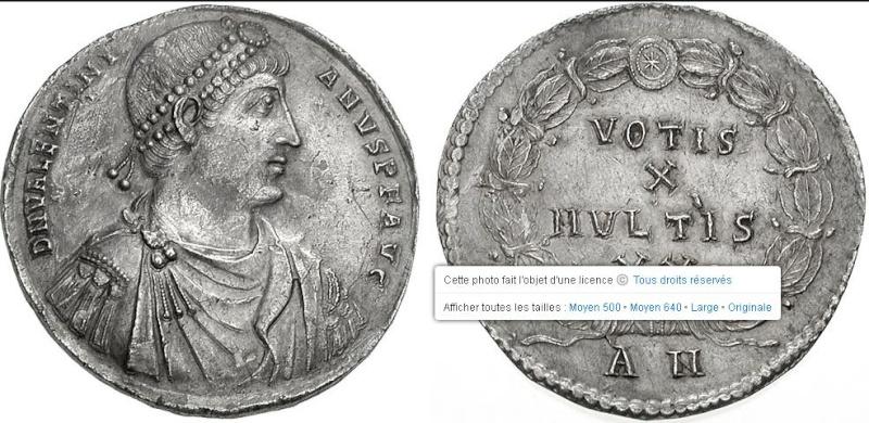 médaillon de 48 siliques pour Valentinien Ier  Valent10