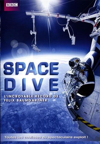 [DVD] SPACE DIVE (Felix Baumgartner) 14167310