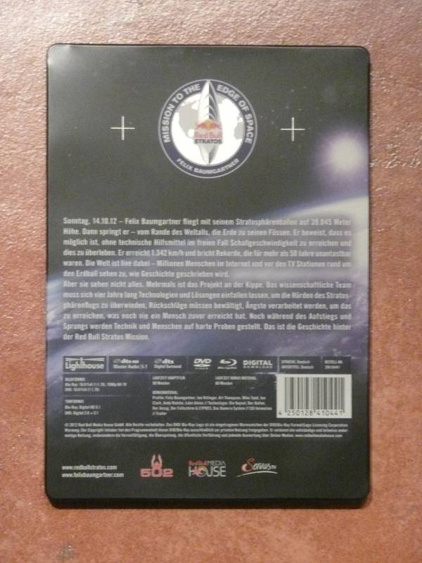 [DVD] SPACE DIVE (Felix Baumgartner) Jg2xc10
