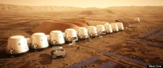 Mars One R-mars10
