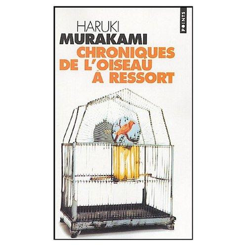 [Murakami, Haruki] Chroniques de l'oiseau à ressort 5159tn12