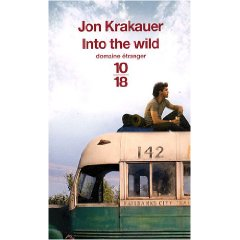 [Krakauer, Jon] Into the Wild : Voyage au bout de la solitude 51my-710