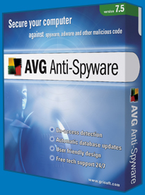 AVG Anti-Spyware 7.5.0.50 Avgspy10