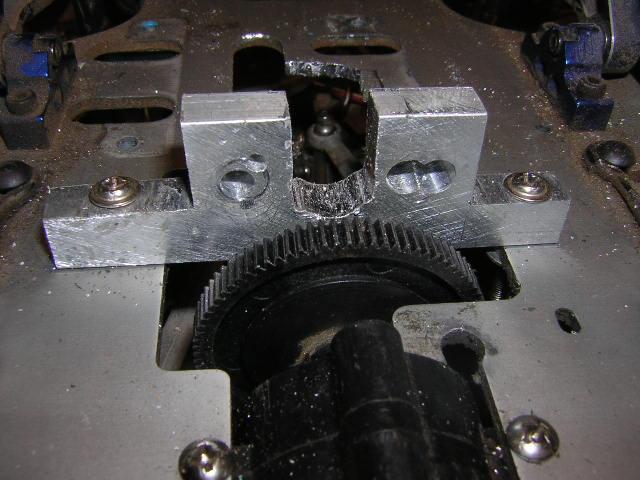 premières modifs XTM X-FACTOR Dscn4716