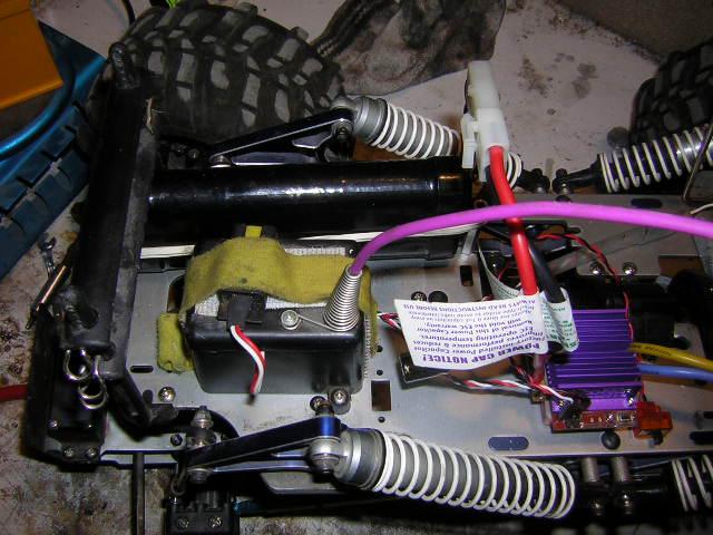premières modifs XTM X-FACTOR Dscn4718