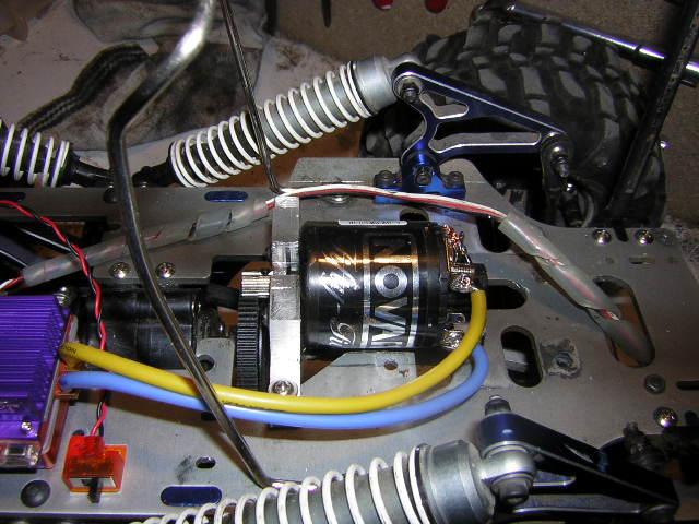 premières modifs XTM X-FACTOR Dscn4719