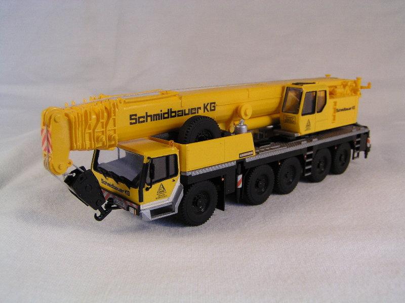LTM 1160 2 mit Ballasttrailer 12110