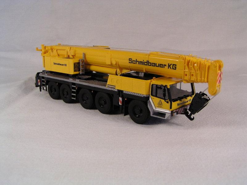 LTM 1160 2 mit Ballasttrailer 12210