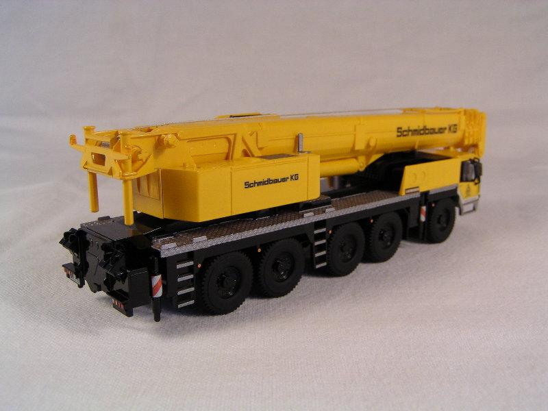 LTM 1160 2 mit Ballasttrailer 12310