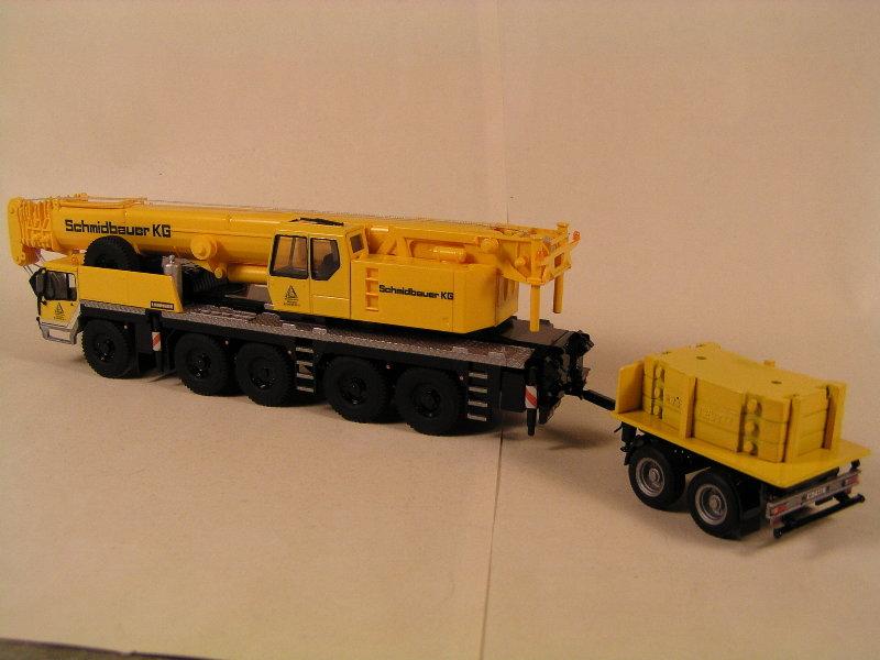 LTM 1160 2 mit Ballasttrailer 12410
