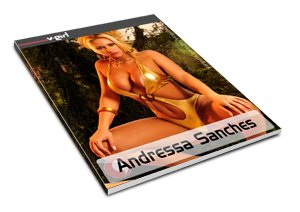 Andressa Sanches - Virgula Girl - Dezembro de 2008 Andres10