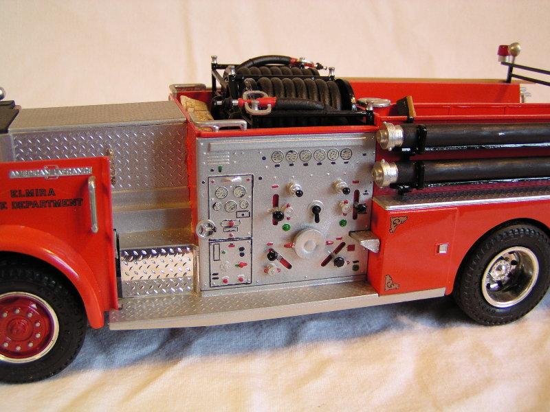 American La France Pumper 03510