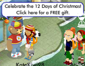 On the first day of Christmas..... 12days11