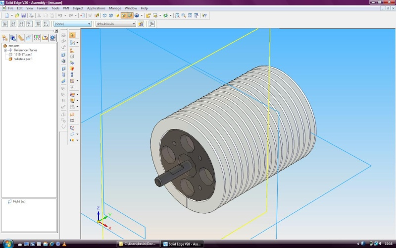 E-hyper 8.5 pro Brushless V3 P110
