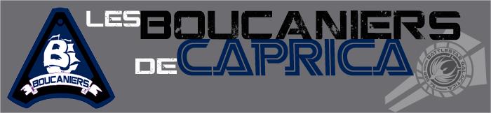 Les Boucaniers de Caprica