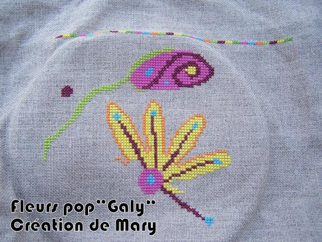 """Fleurs Pop """"Galy"""" - 1ère édition 100_8310"""
