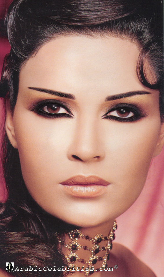 Who is the most beautiful lebanese singer?? Cyrine10