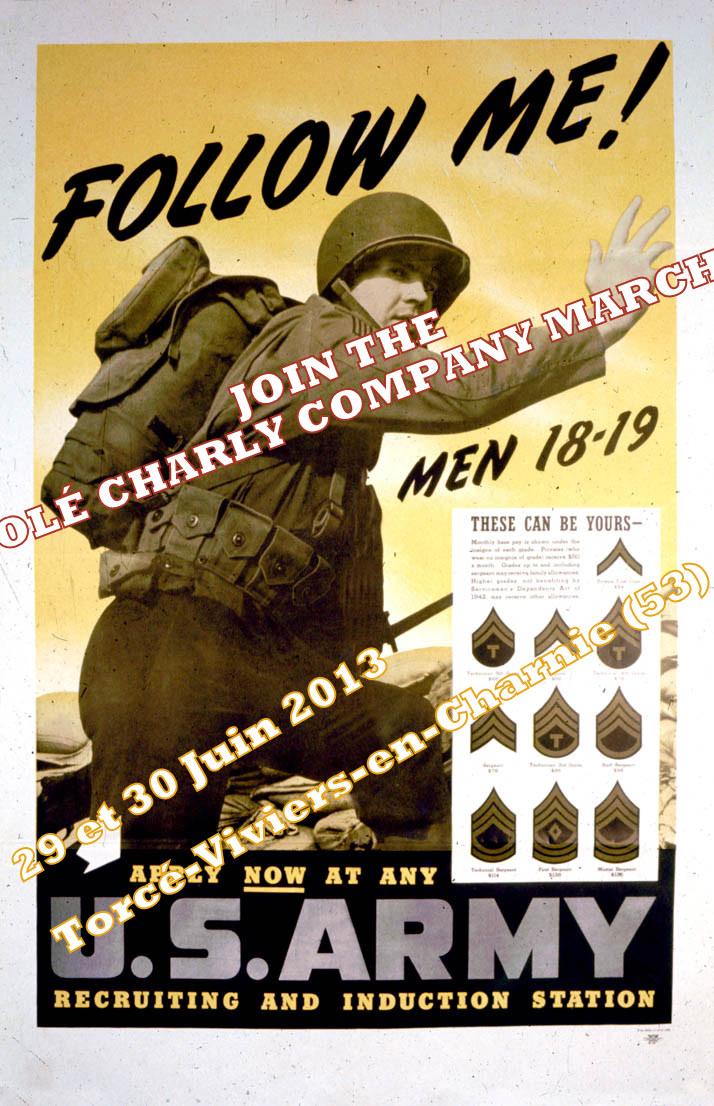 Marche Historique, Olé Charly Company March, 29 et 30 Juin 2013, Mayenne (53) 48811