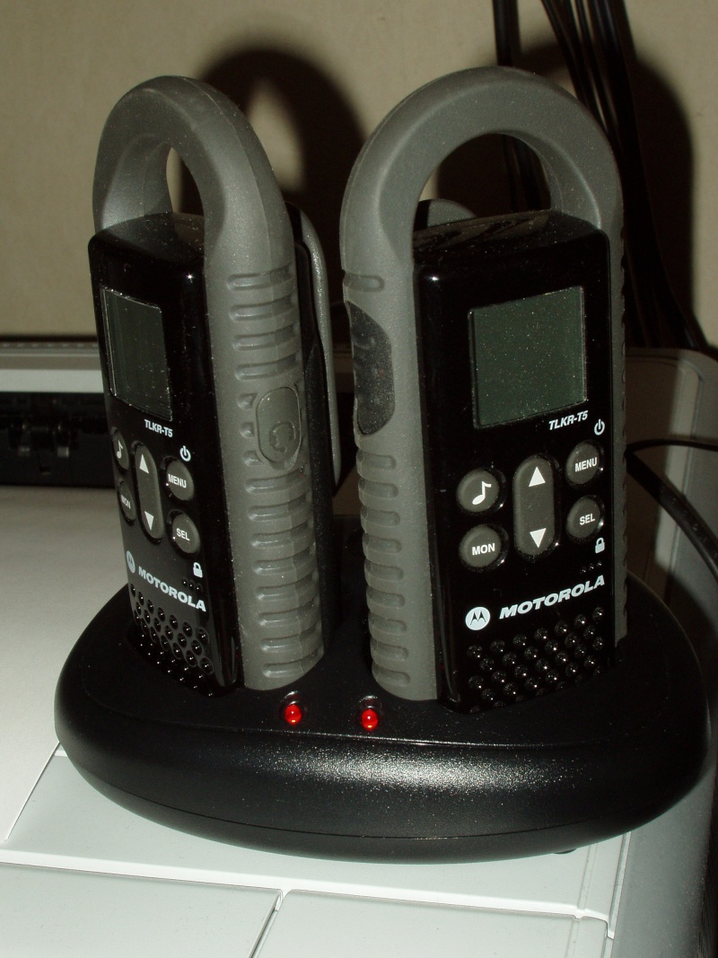 Talkie Walkies Motorola TLKR-T5 P2020010