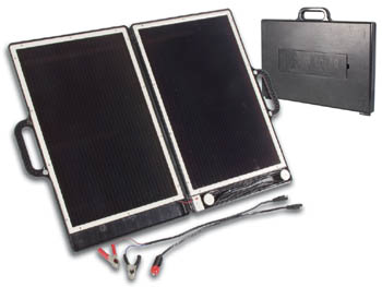 Panneau solaire (photovoltaique) format valise Sol810