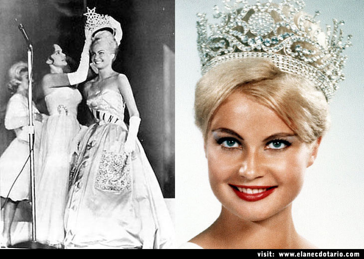 your favorite miss universe in the 60's? Mu196110